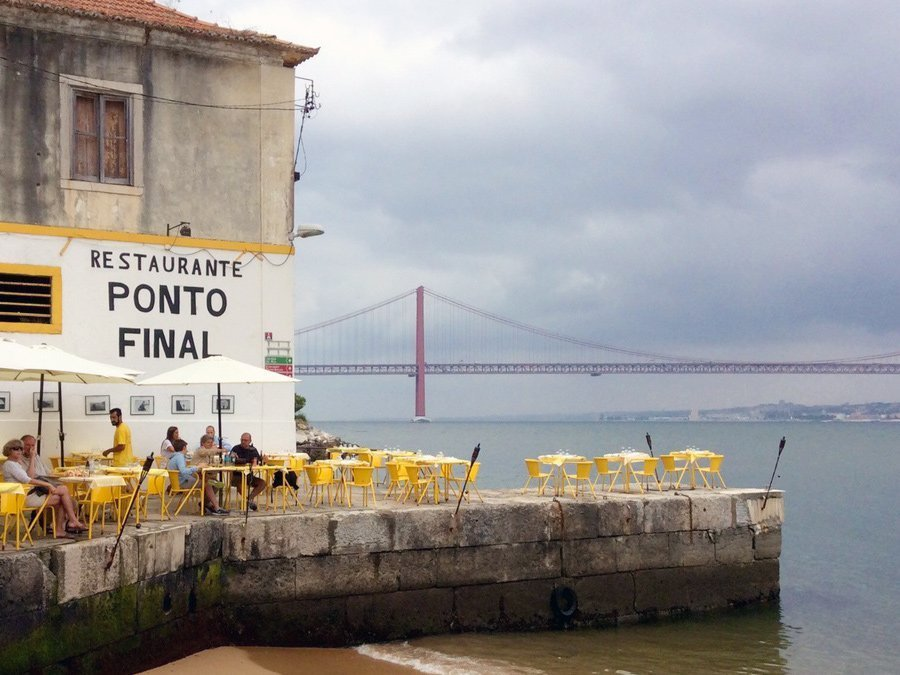 "Restaurant ""A Taberna"" and ""Ponto Final"""